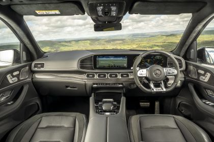 2021 Mercedes-AMG GLE 63 S 4Matic+ - UK version 74