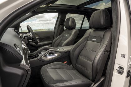 2021 Mercedes-AMG GLE 63 S 4Matic+ - UK version 79