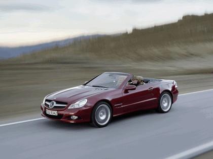 2008 Mercedes-Benz SL-klasse 6