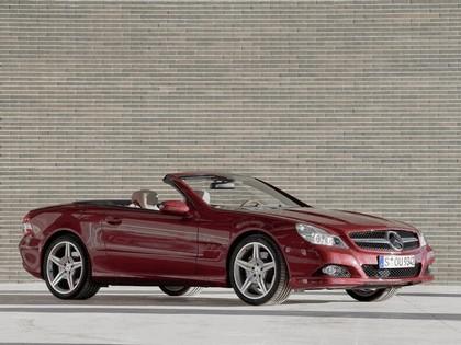 2008 Mercedes-Benz SL-klasse 20