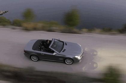 2008 Mercedes-Benz SL-klasse 35
