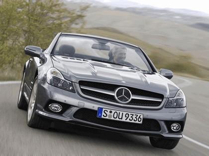 2008 Mercedes-Benz SL-klasse 37