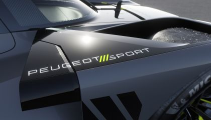 2022 Peugeot 9X8 8