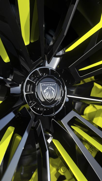 2022 Peugeot 9X8 14