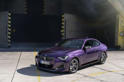 2022 BMW M240i xDrive coupé 1