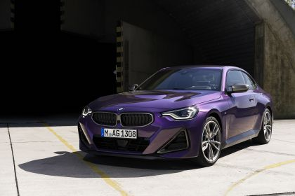 2022 BMW M240i xDrive coupé 2
