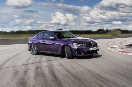 2022 BMW M240i xDrive coupé 6
