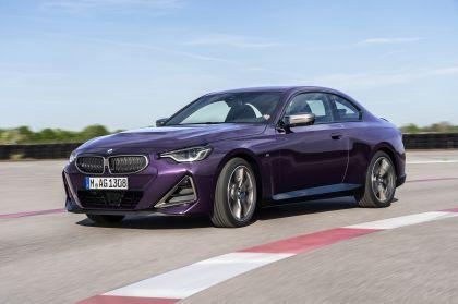 2022 BMW M240i xDrive coupé 7