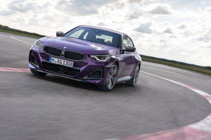2022 BMW M240i xDrive coupé 8