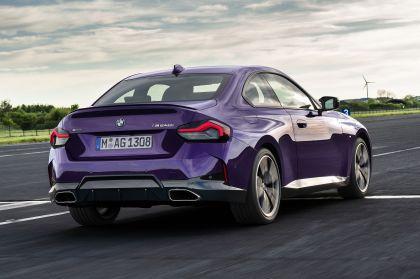 2022 BMW M240i xDrive coupé 17