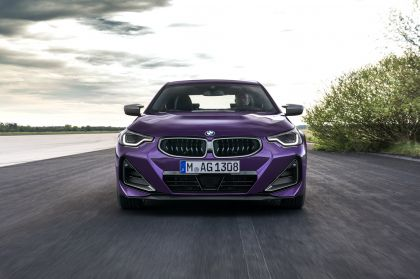 2022 BMW M240i xDrive coupé 18