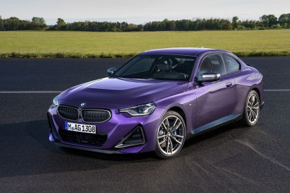 2022 BMW M240i xDrive coupé 21
