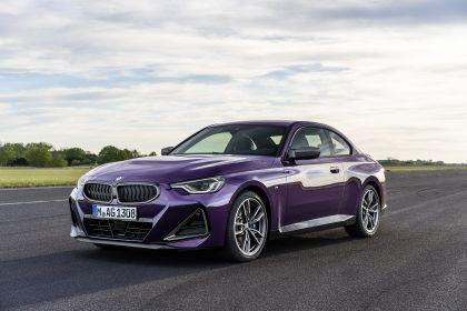 2022 BMW M240i xDrive coupé 26