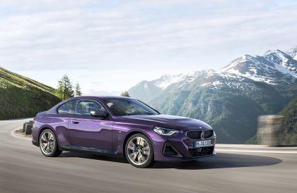 2022 BMW M240i xDrive coupé 28
