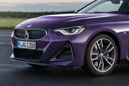 2022 BMW M240i xDrive coupé 30