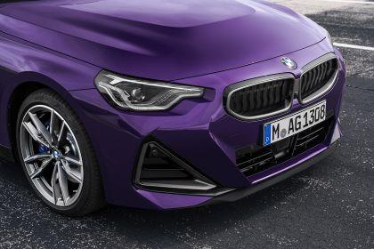 2022 BMW M240i xDrive coupé 33