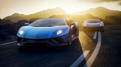 2022 Lamborghini Aventador LP780-4 Ultimae roadster 1