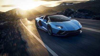 2022 Lamborghini Aventador LP780-4 Ultimae roadster 7