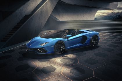 2022 Lamborghini Aventador LP780-4 Ultimae roadster 13