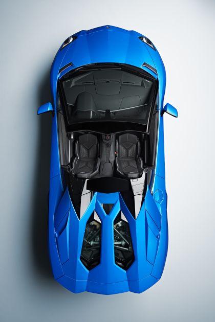 2022 Lamborghini Aventador LP780-4 Ultimae roadster 22