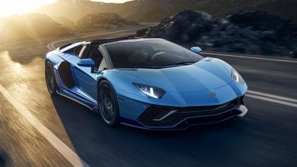 2022 Lamborghini Aventador LP780-4 Ultimae roadster 6