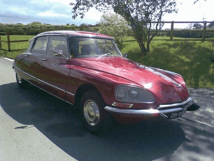1954 Citroën DS 3