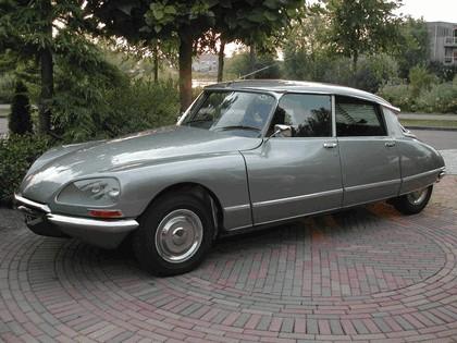 1954 Citroën DS 4