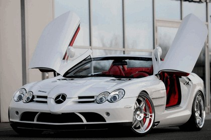 2008 Mercedes-Benz SLR Roadster by Brabus Vs Smart Ultimate 112 by Brabus 5