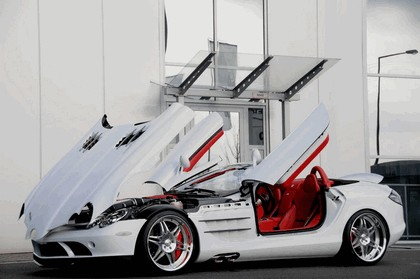 2008 Mercedes-Benz SLR Roadster by Brabus Vs Smart Ultimate 112 by Brabus 9