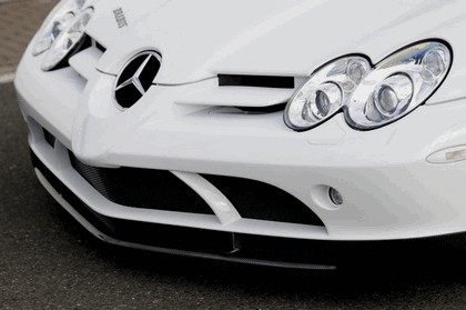 2008 Mercedes-Benz SLR Roadster by Brabus Vs Smart Ultimate 112 by Brabus 11