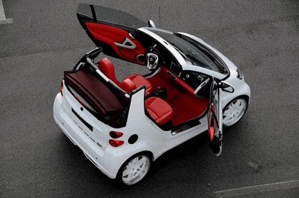2008 Mercedes-Benz SLR Roadster by Brabus Vs Smart Ultimate 112 by Brabus 29