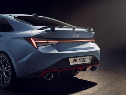 2022 Hyundai Elantra N 8