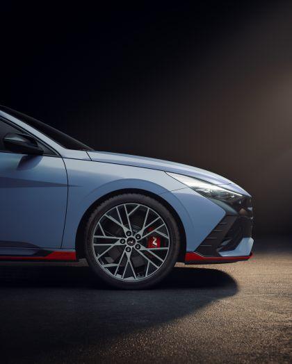 2022 Hyundai Elantra N 9