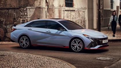 2022 Hyundai Elantra N 1
