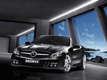 2008 Mercedes-Benz SL ( R230 ) by Brabus 6