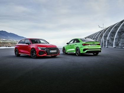 2022 Audi RS3 sportback 45