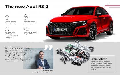 2022 Audi RS3 sportback 92