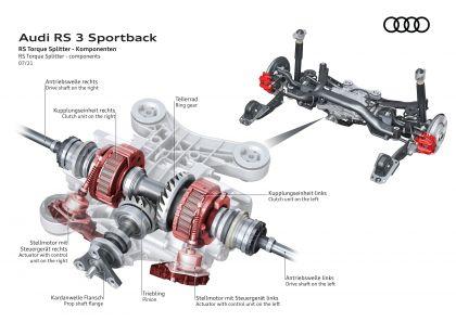 2022 Audi RS3 sportback 105