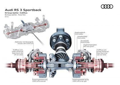2022 Audi RS3 sportback 110