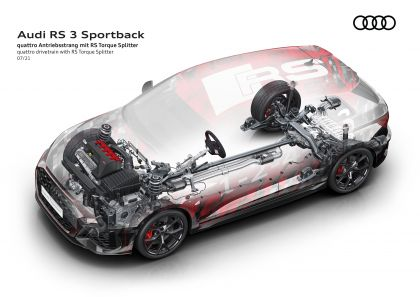 2022 Audi RS3 sportback 111