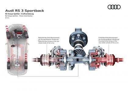 2022 Audi RS3 sportback 116