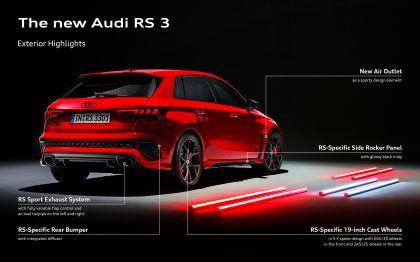 2022 Audi RS3 sportback 123