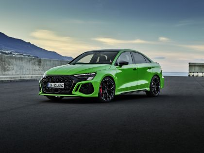 2022 Audi RS3 sedan 51