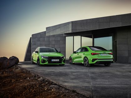 2022 Audi RS3 sedan 57