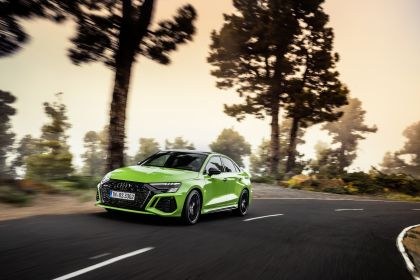 2022 Audi RS3 sedan 63