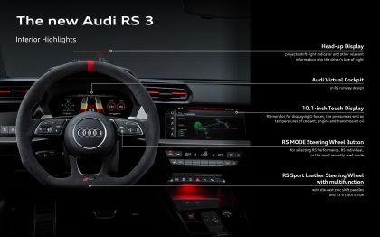 2022 Audi RS3 sedan 87