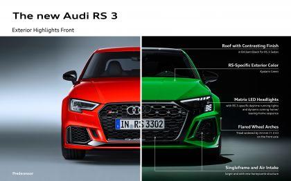 2022 Audi RS3 sedan 88