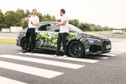 2022 Audi RS3 sedan 99