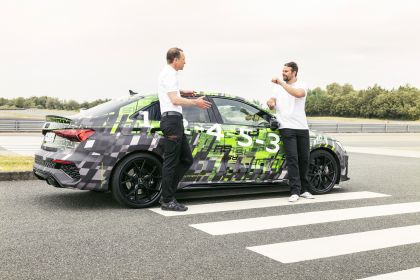 2022 Audi RS3 sedan 102