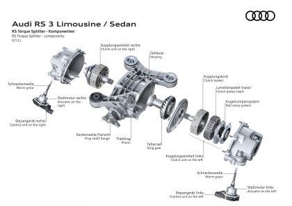 2022 Audi RS3 sedan 104